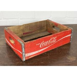 Original Soda Crate - Coca Cola 1977 Getränkekiste