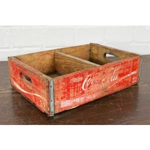 Original Soda Crate - Coca Cola 1976 Getränkekiste