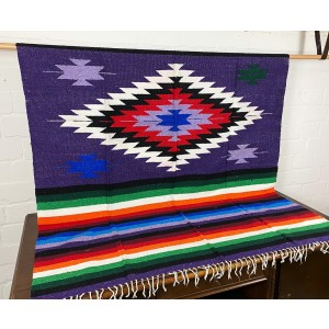 Mexiko Diamond Blanket Decke