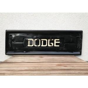 Dodge Heckklappe - Dodge Tailgate