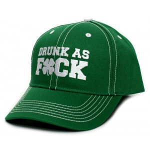 Retro Cap -  Drunk as Fuck Snapback Cap
