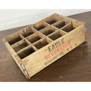 Original Soda Crate - Eagle Beverages Getränkekiste