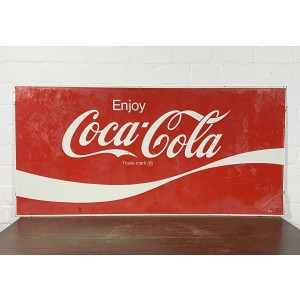 Coca Cola XXL Schild