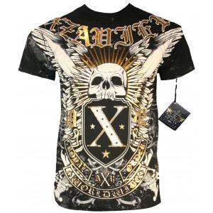 Xzavier - Epic Skull T-Shirt Front