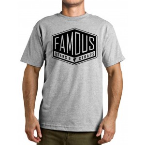 Famous Stars and Straps - Hard Core T-Shirt