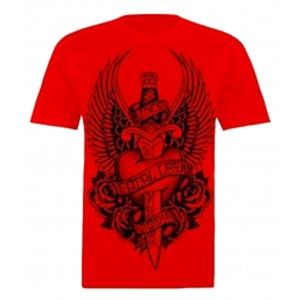 Fatal Clothing - Dagger T-Shirt Front