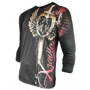 Xzavier - Fenix Rising Longsleeve T-Shirt Front