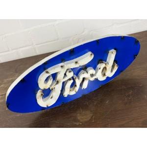Ford XL 3D Schild