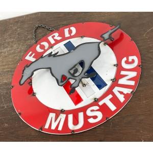Ford Mustang 3D Schild