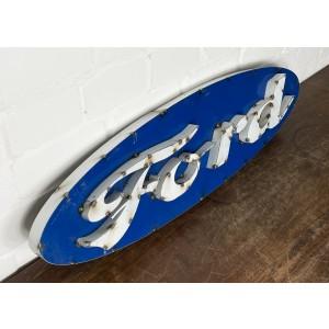 Ford XXL 3D Schild