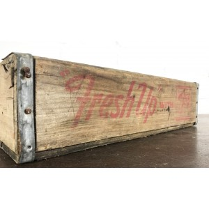 Original Soda Crate - Seven Up Fresh Up Getränkekiste