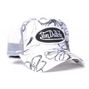 Von Dutch - Hawaii Mesh Trucker Cap