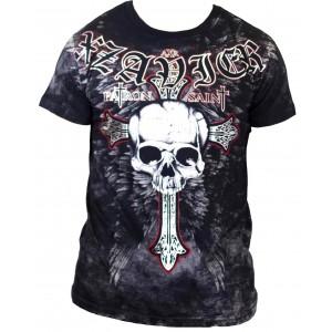 Xzavier - Holy Skull T-Shirt Front