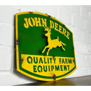 John Deere Quality Equipment XL 3D Schild