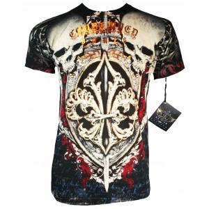 Xzavier - Judged Skulls T-Shirt Front