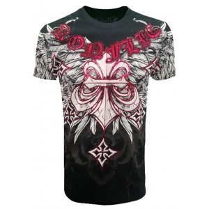 Konflic Clothing - Classic Fleur de Lis T-Shirt