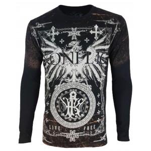 Konflic Clothing - Fenix Rising Longsleeve T-Shirt