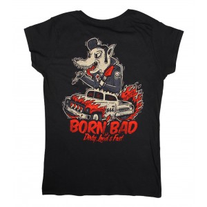 La Marca Del Diablo - Born Bad T-Shirt