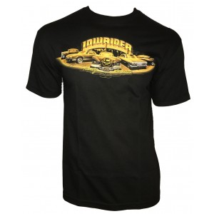 Lowrider Clothing - Family Tradition T-Shirt