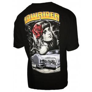 Lowrider Clothing - Roses T-Shirt
