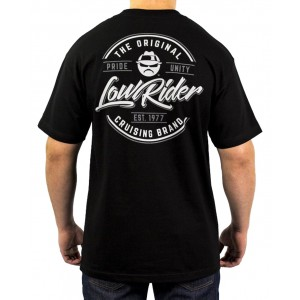 Lowrider Clothing - LR Circle T-Shirt