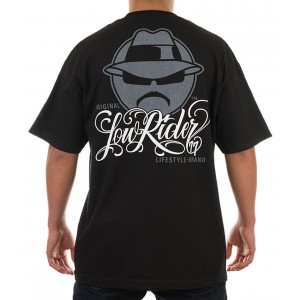 Lowrider Clothing - LR Script T-Shirt