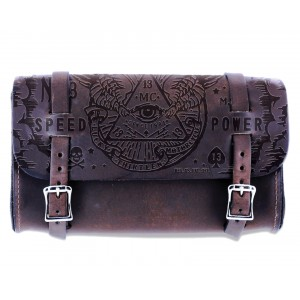 Lucky 13 - The All Seeing Leather Tool Pouch