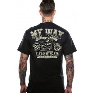 Lucky 13 - My Way T-Shirt