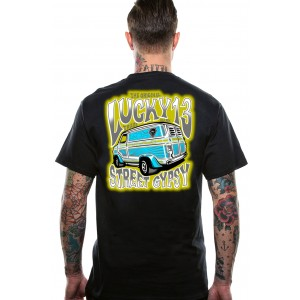 Lucky 13 - Street Gypsy T-Shirt