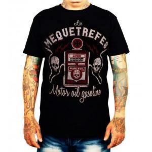La Marca Del Diablo - Mequetrefes T-Shirt Front