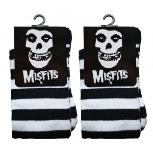 Draven - Misfits Knee High Socken