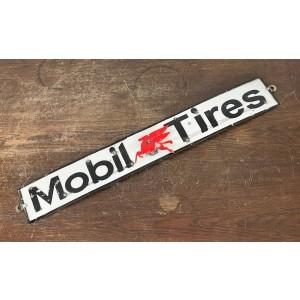Mobil Tires XL Schild