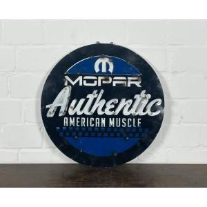 Mopar Authentic American Muscle 3D Schild