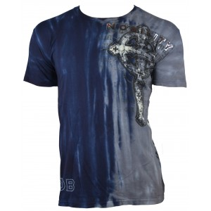 Xzavier - Nobility Cross T-Shirt Front