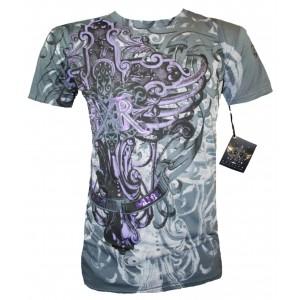Xzavier - No Mercy T-Shirt Front