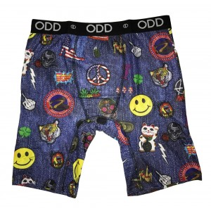 ODD Sox - Patches Boxershorts