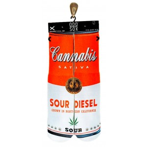 ODD Sox - Soup Can Socken