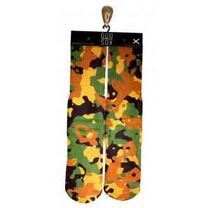 ODD Sox - Woodland Camo Socken