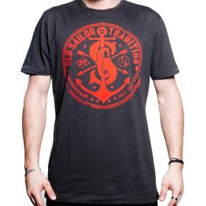 Supercobra Clothing Company - Old Sailor T-Shirt Front
