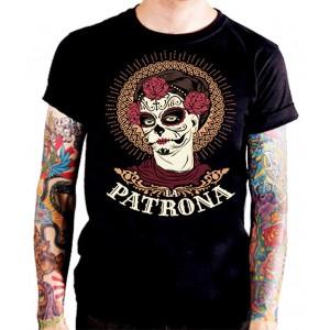 La Marca Del Diablo - La Patrona T-Shirt Front