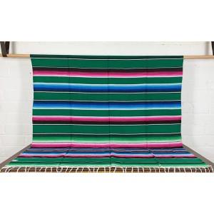 Viva Mexico XL Serape Blanket Decke