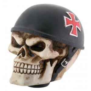 Iron Cross Skull - Schaltknauf