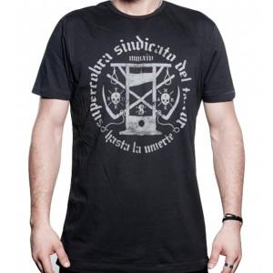 Supercobra Clothing Company - Sindicato Del Terror T-Shirt Front
