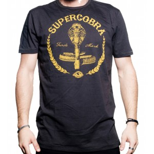 Supercobra Clothing Company - Supercobra T-Shirt Front