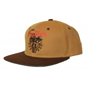 Supercobra Clothing Company - Wild Panther Snapback Cap
