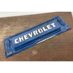 Chevrolet Heckklappe / Tailgate