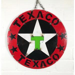 Texaco XL 3D Schild