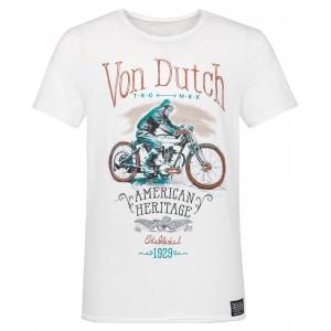 Von Dutch - Biker Heritage T-Shirt