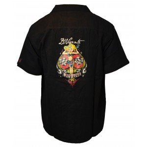 David Vicente - Lady Luck Work Shirt