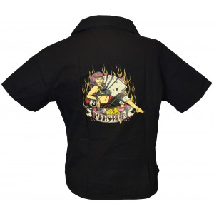 David Vicente - Mens Ruin Work Shirt